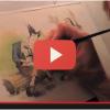 Watercolor Video Process