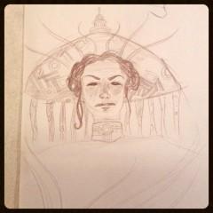 Klimptian Queen