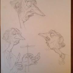 Ichabod Heads