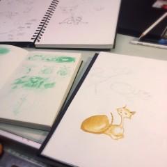 Working on the Boyler Kat