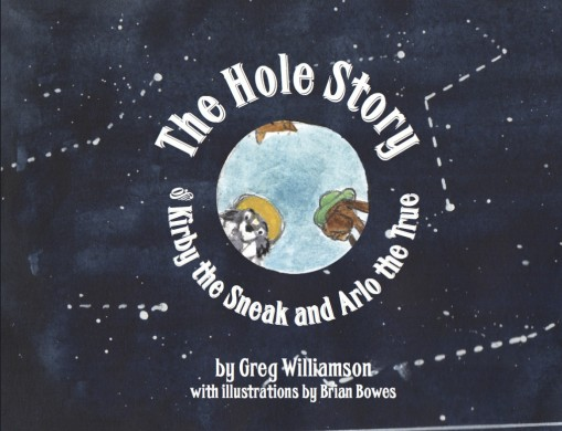 The Hole Story Cover Rough