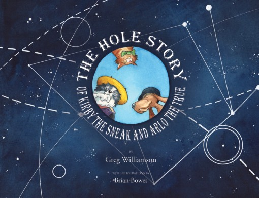 Hole Story Cover