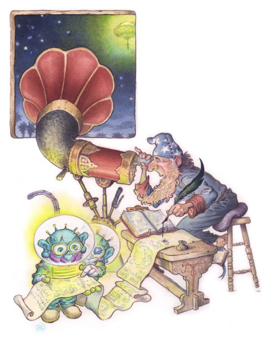 The Astronomer's Delight