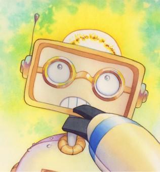 A quixotic robot
