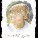 Portraiture in Watercolor