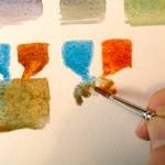 3 Steps to a More Colorful Watercolor Pallet