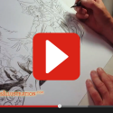 Inky Arabian Nights : Process Video
