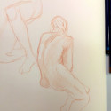 Figure Drawing Using The Buddy System